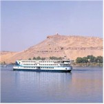 Oberoi Sharazad Nile cruise